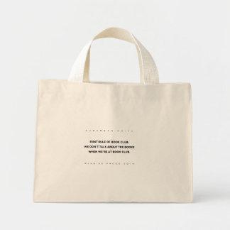 O bolsa ainda mais perfeito do clube de leitura