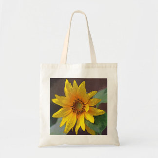 O bolsa amarelo do Wildflower