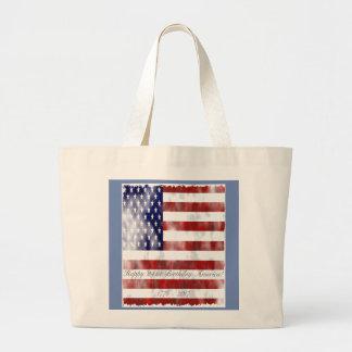 O bolsa americano do aniversário