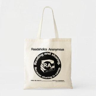 O bolsa anónimo de Readaholics