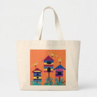 O bolsa artística do design do Birdhouse