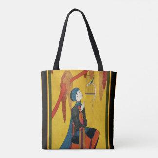 O bolsa asiático do art deco de Franck Mackintosh