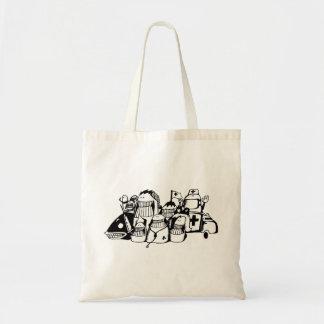 O bolsa Bag_Emergency do Doodle