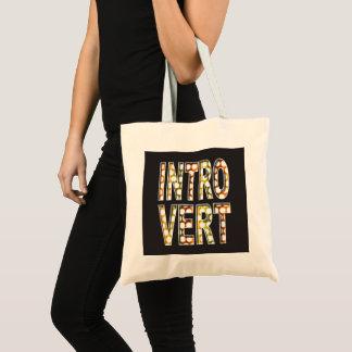 O bolsa básico interno introvertido do design  