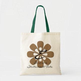 O bolsa bonito da indicação da flor do ouro de