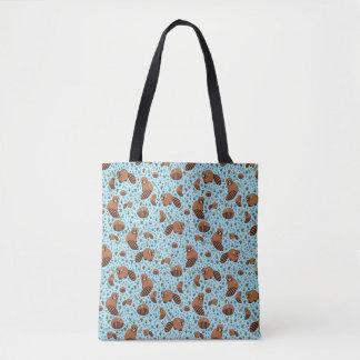 O bolsa bonito da panda vermelha