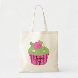 O bolsa bonito do cupcake