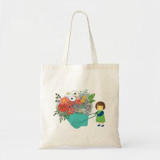 O bolsa bonito do florista para cada dia