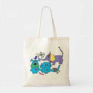 O bolsa bonito dos animais
