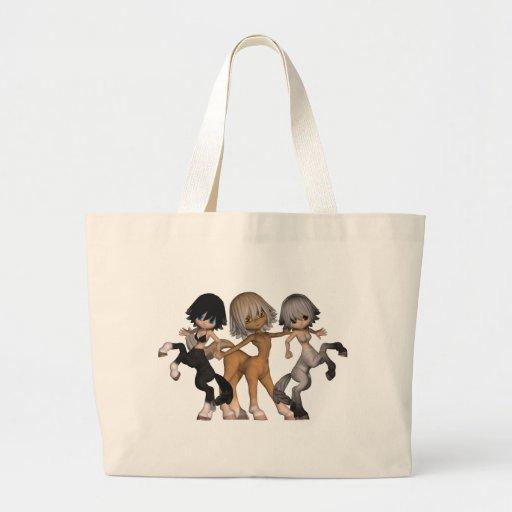 O bolsa brincalhão das canvas dos centauros