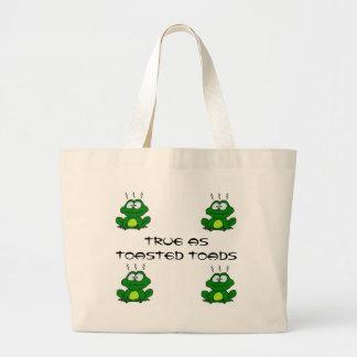 O bolsa brindado dos sapos