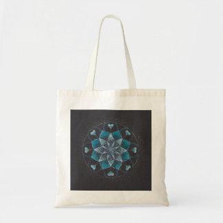 O bolsa calmo de Badget da arte da mandala