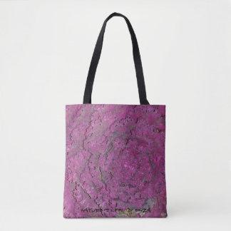 O bolsa com couve roxa