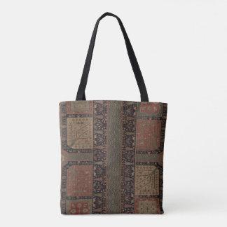 O bolsa curdo do tapete do jardim