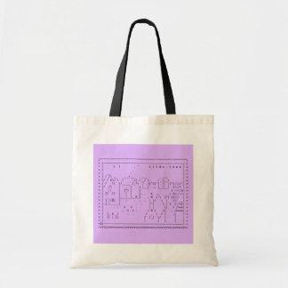o bolsa da arte de tilde.town ASCII