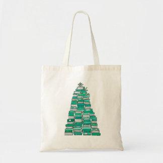 O bolsa da árvore do livro de Natal