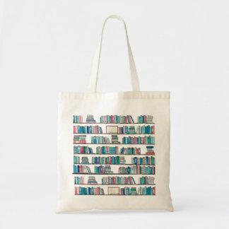O bolsa da biblioteca