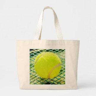 O bolsa da bola de tênis