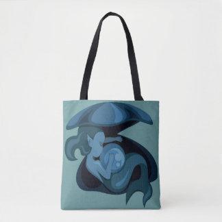 O bolsa da bolsa de praia de Shell dos moluscos da