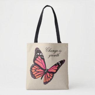 O bolsa da borboleta do pêssego