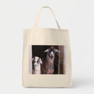 O bolsa da cabra dos melhores amigos