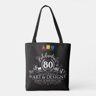 O bolsa da celebração do 80 de A&D SIA