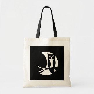 O bolsa da coruja de noite
