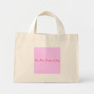 O bolsa da criança!