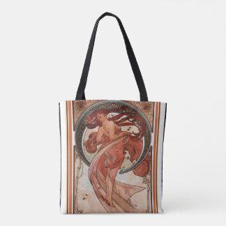 """O bolsa da """"dança"""" de Nouveau da arte de Alphonse"""