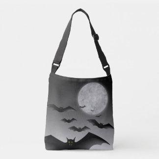 O bolsa da doçura ou travessura do Dia das Bruxas