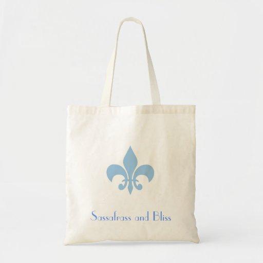 O bolsa da flor de lis