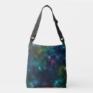 O bolsa da galáxia do espaço