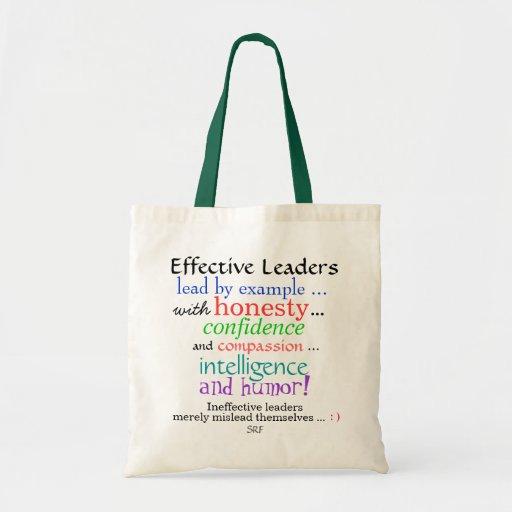 O bolsa da liderança por SRF