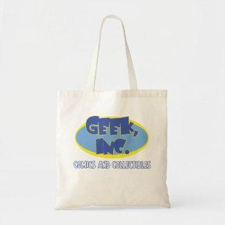 O bolsa da loja de Geek, Inc.