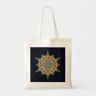 O bolsa da mandala da estrela da vida