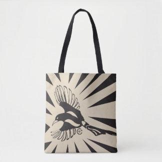 O bolsa da mensagem do Magpie
