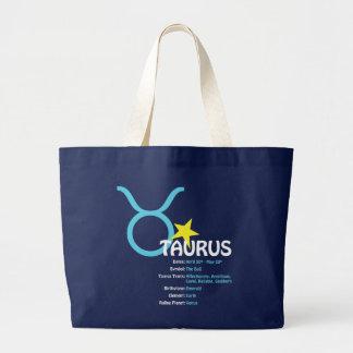 O bolsa da obscuridade dos traços do Taurus