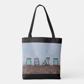 O bolsa da praia