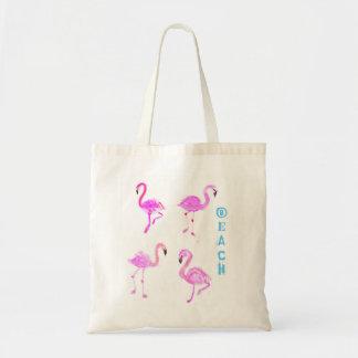 O bolsa da praia do flamingo