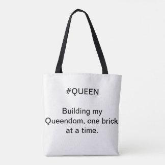 O bolsa da rainha - Queendom da construção