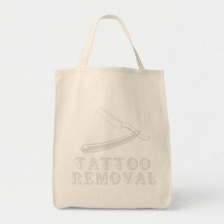 O bolsa da remoção do tatuagem