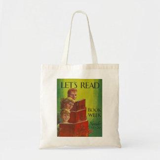 O bolsa da semana de livro de 1954 crianças