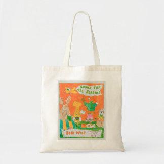 O bolsa da semana de livro de 1974 crianças