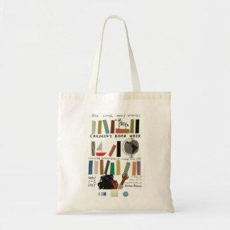 O bolsa da semana de livro de 2017 crianças