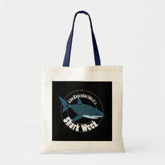 O bolsa da semana do tubarão