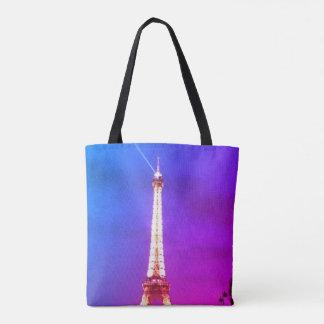 O bolsa da torre Eiffel