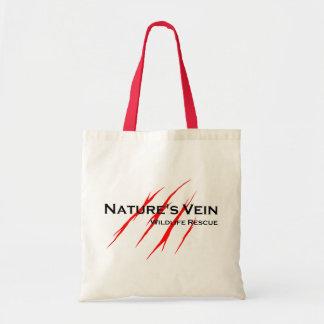 O bolsa da veia da natureza