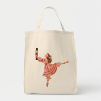 O bolsa das canvas do Nutcracker