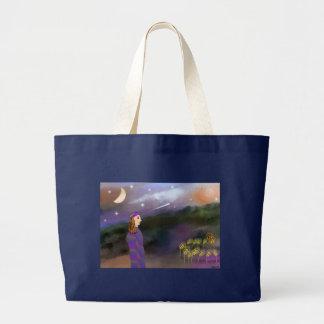 O bolsa das canvas dos sonhos de Joseph