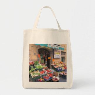 O bolsa das canvas--Mercado italiano